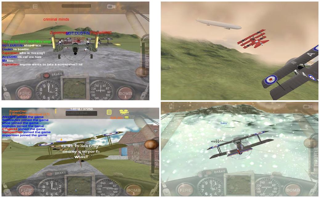 Flugzeug Games